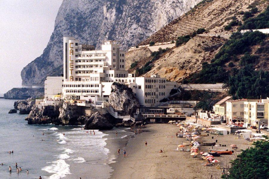 Caleta Hotel Restoration Image